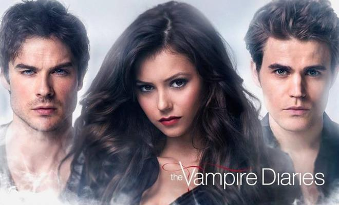 The Vampire Diaries season 1 to 8 English subtitles