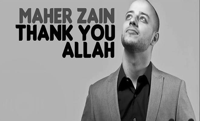 Maher Zain Mp3 Thank You Allah Album