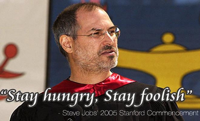 Steve Jobs Stanford Commencement Speech 2005 + mp3 sound