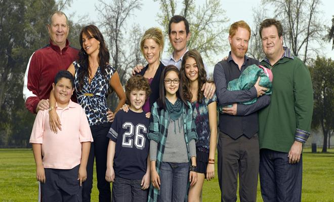 Download English subtitles for Modern Family